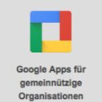 Google für NGOs